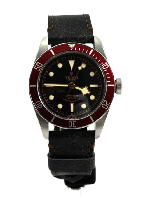 Tudor - Heritage Black Bay Red - 79220 - Unisex - 2013