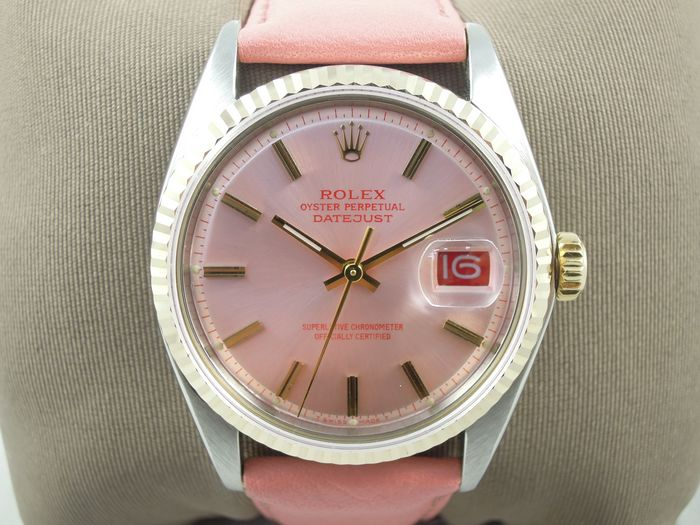 Rolex - Oyster Perpetual DateJust - 1603 - Heren - 1970-1979
