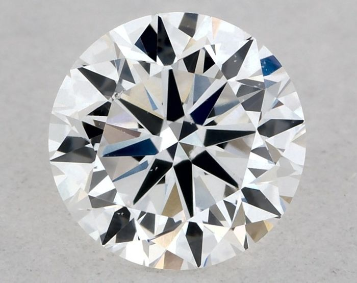 Diamond - 0.50 ct - Brilliant - E - VS2, GD/VG/GD | GIA | Free Shipping