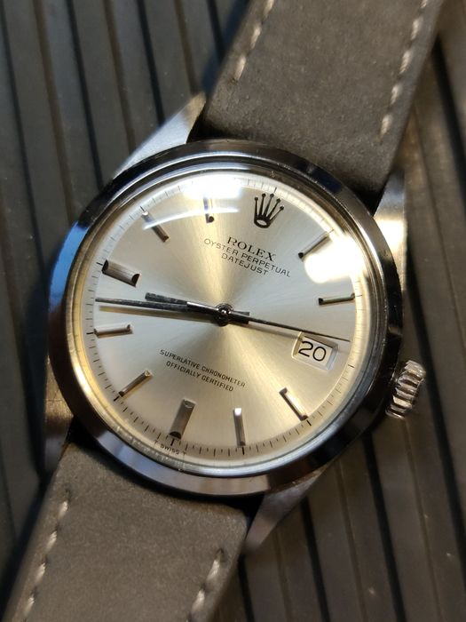Rolex - Oyster Perpetual Datejust - 1600 - Unisexe - 1970-1979