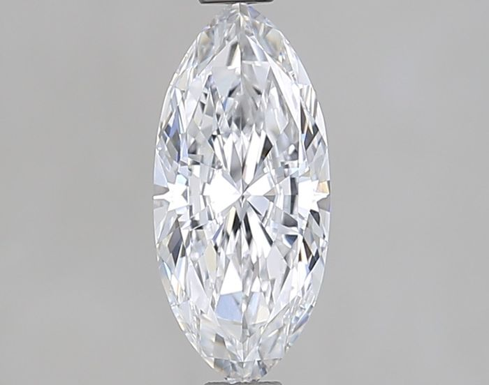 Diamant - 1.16 ct - Markies - D (kleurloos) - IF (intern zuiver)