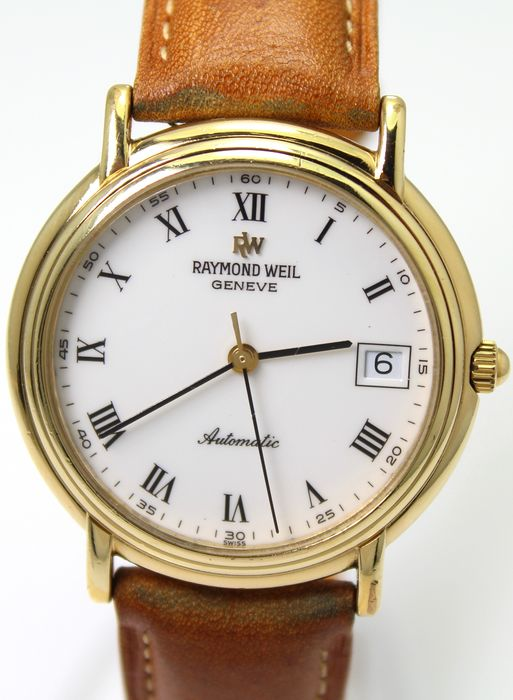 "Raymond Weil - Automatic ""NO RESERVE PRICE"" - Swiss Made - Heren - 2000-2010"