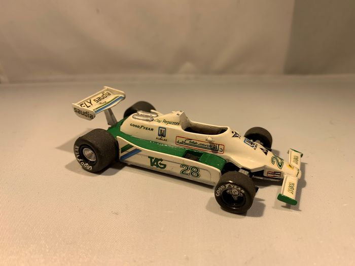 F.D.S. - 1:43 - WIlliams FW 07