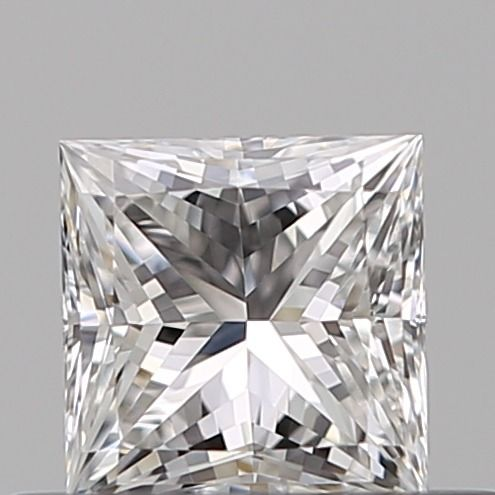 Diamante - 0.32 ct - Princesa - D (incoloro) - VVS2