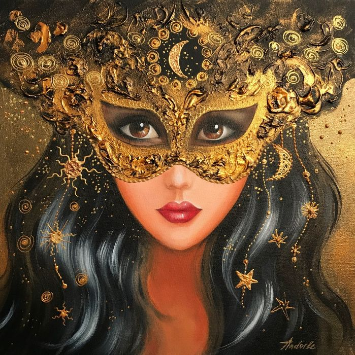 Anderle - The queen of the sun and moon