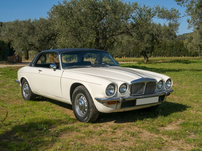 Daimler -  Sovereing 4.2. Coupe - 1975