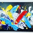 Emerging Contemporary Art Auction (Abstract)