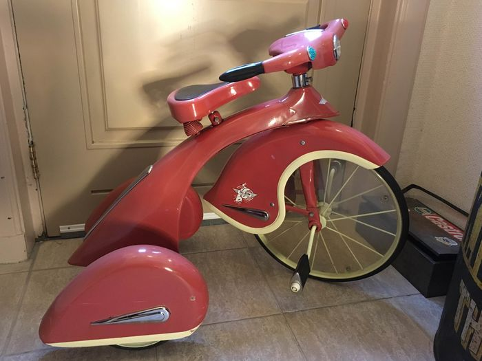 Airflow - Sky king Tricycle - Dreirad - 1950