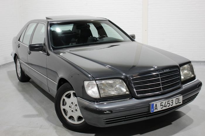 Mercedes-Benz - S-klasse 350 SD TURBO - 1995