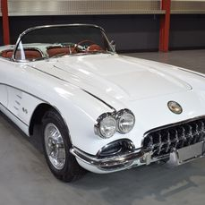 Chevrolet - Corvette C1  350CI V8 'High Performance' Convertible - NO RESERVE - 1958