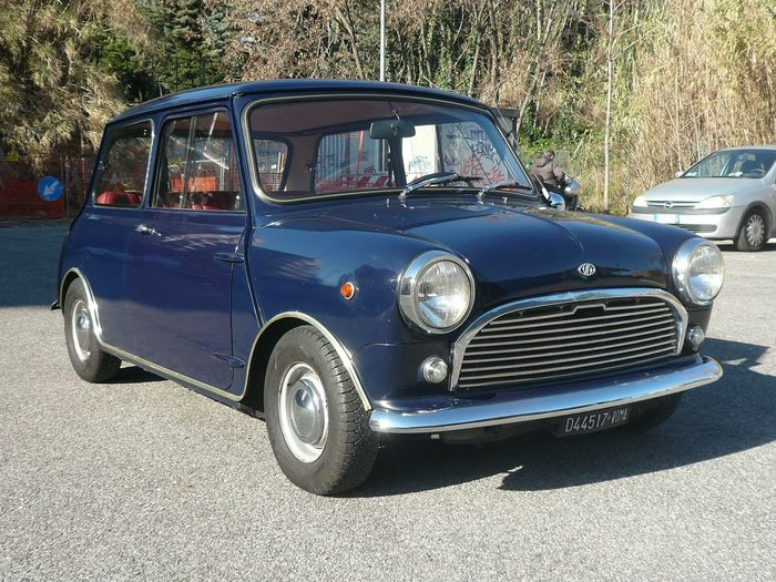 Innocenti - Mini Minor MK2 850 - 1968