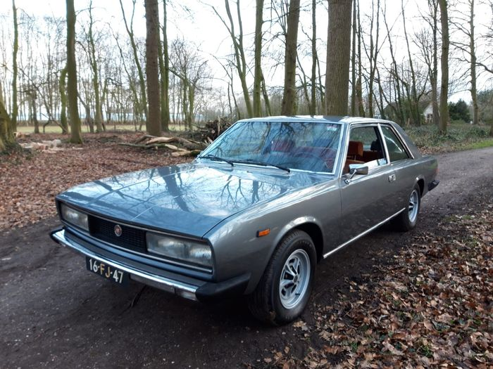 Fiat - 130 Coupe - 1975