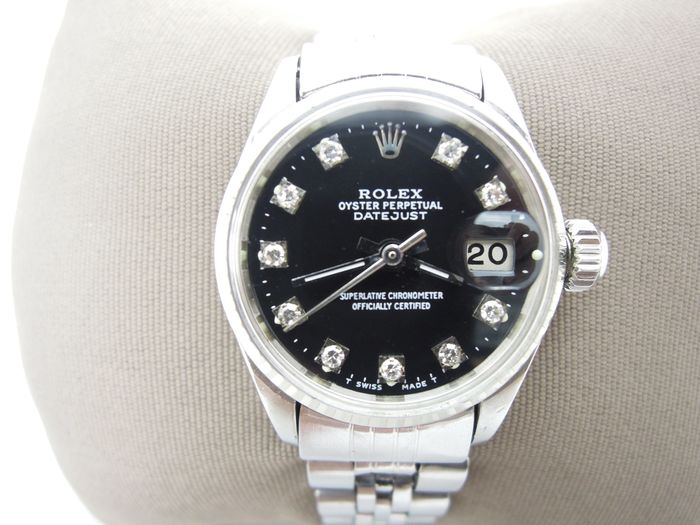 Rolex - Oyster Perpetual DateJust - 6517 - Donna - 1960-1969