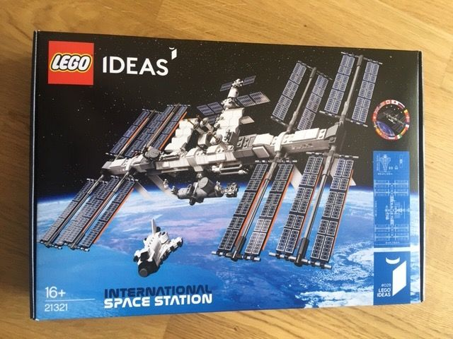 LEGO - Ideas - 21321 - Nave espacial Int. Space Station