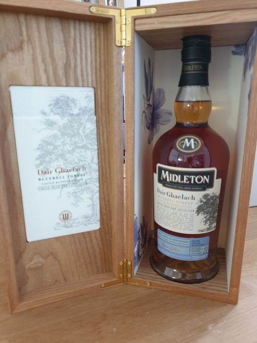 Midleton Dair Ghaelach Bluebell Forest - Original bottling - 700ml