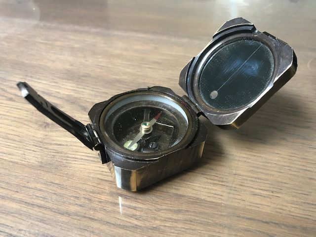 United Kingdom - Army/Infantry - Compass, otherwise Kelvin & Hughes