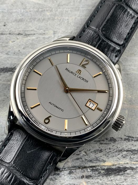 Maurice Lacroix - Classic Automatic  - LC6098 - Heren - 2011-heden