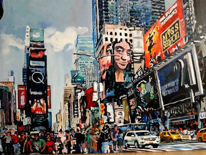 Dian Petrov - One morning in New York