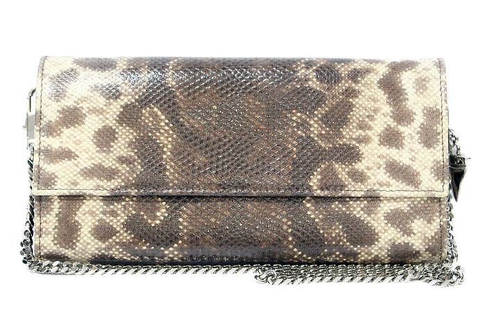 Givenchy - Python Pandora Wallet on Chain  Clutch bag