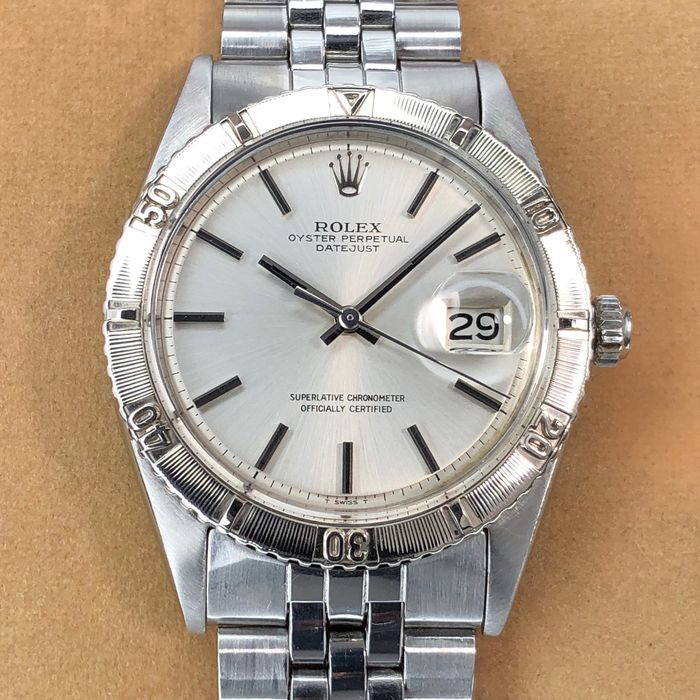 Rolex - Datejust Turn-O-Graph - 1625 - Homme - 1970-1979