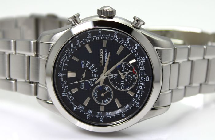 """Seiko - """"NO RESERVE PRICE""""  Perpetual Calender - New & Boxed - Homme - 2011-aujourd'hui"""