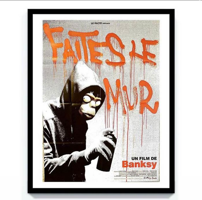Un film de Banksy - Faites le Mur - Exit through the Gift Shop - 2010 - Δεκαετία του 2010