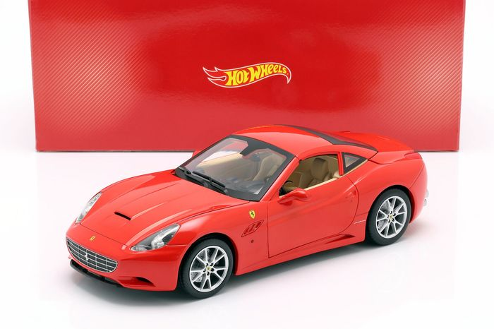 Hot Wheels - 1:18 - Ferrari California