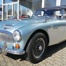 Austin Healey - 3000 MKIII (BJ8) - 1966