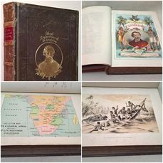 Anon [Reliable Sources] - The Life and Explorations of David Livingstone, LL.D. - 1876