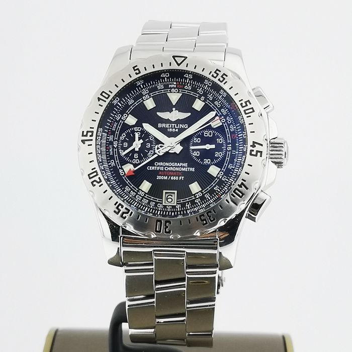 Breitling - Skyracer Automatic Chronograph - Ref. A27362 - Heren - 2011-heden