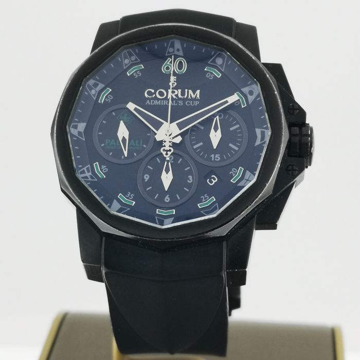 Corum - Admiral cup's Limited Edition Chronometer Certified Automatic Chronograph - Ref. 01.0007 - Homme - 2011-aujourd'hui