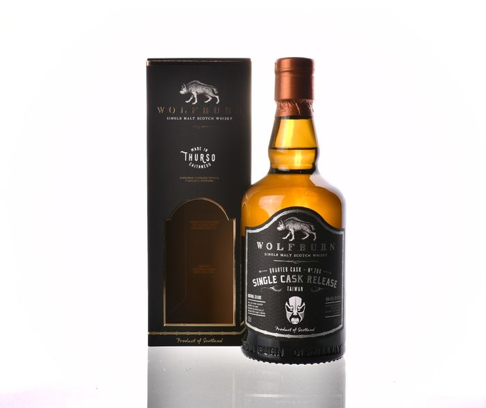 Wolfburn 2014 Single Malt Scotch Whisky Limited Edition Exclusively Released for Tokinosakagura - 700ml