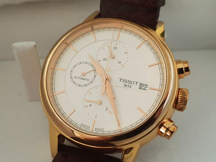 Tissot - Automatic Chronograph - T085427 A - 男士 - 2011至今