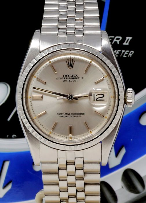 Rolex - Oyster Perpetual Datejust - 1603 - Homme - 1970-1979