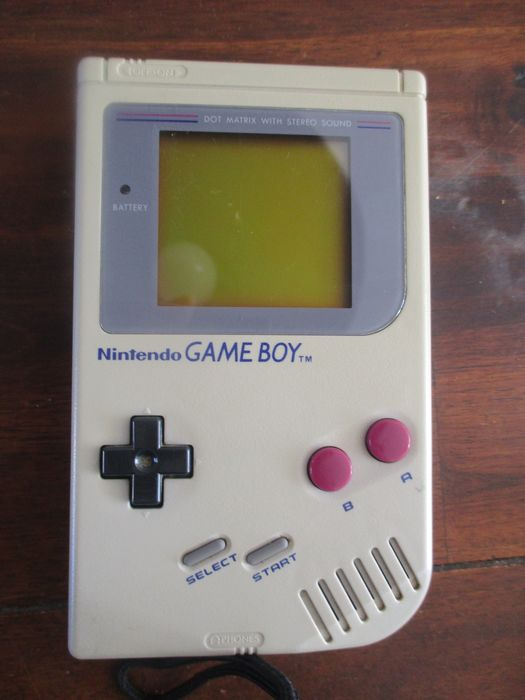 1 Nintendo Gameboy Classic - Console with Games (7) - 無原裝盒