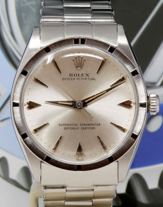 Rolex - Oyster Perpetual  Ref. 1007  -  Ref. 1007  - Homme - 1960-1969