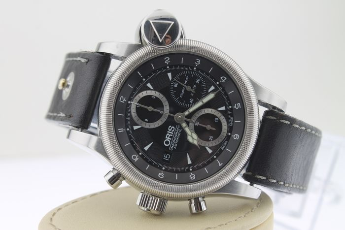 Oris - Flight Timer - Chronograph - Limited Edition - Reference R4118 - Heren - 2011-heden