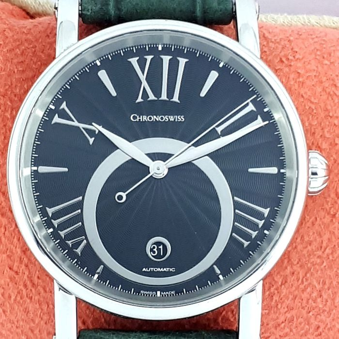 """Chronoswiss - Soul - """"NO RESERVE PRICE"""" - Ref: CH2823-2C020 - Homme - 1980-1989"""