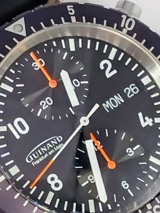 Guinand - Duograph Chrono - G 40/41 - Homme - 2011-aujourd'hui