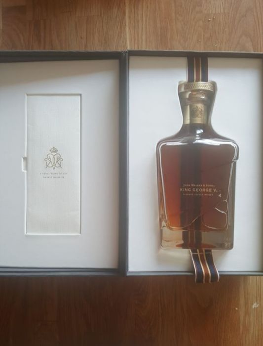 Johnnie Walker Johnnie Walker & Sons King George V - 70 cl