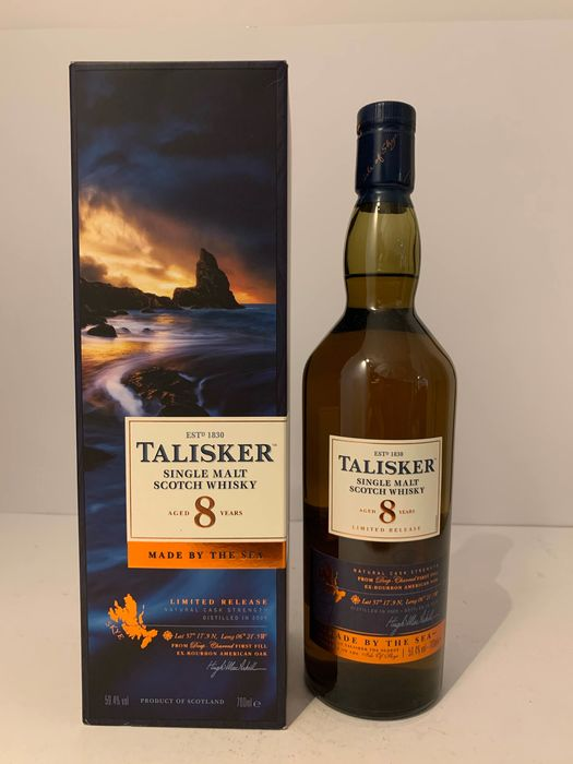 Talisker 8 years old Diageo Special Release - Original bottling - 70cl