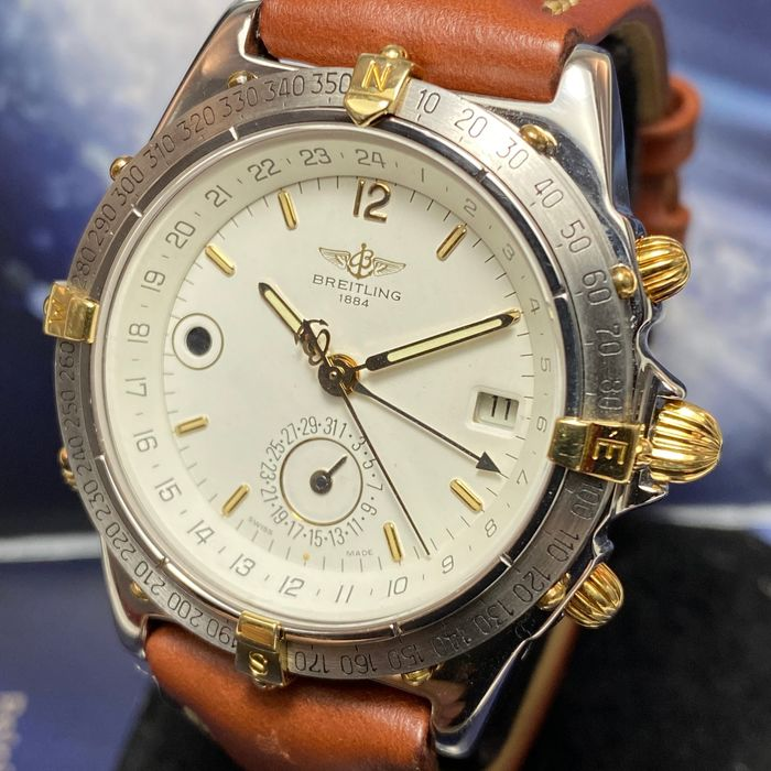 Breitling - Duograph - Ref. B15047 - Homme - 1990-1999