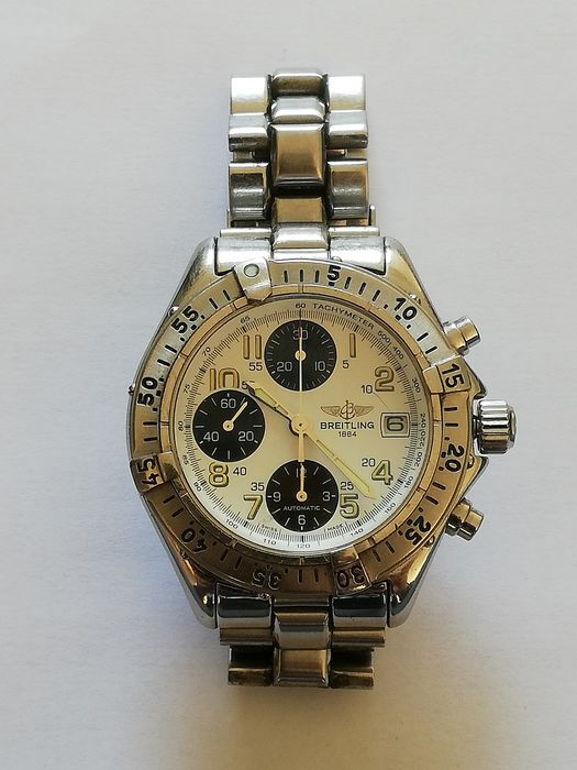 Breitling - Colt Chronograph 100m - Ref. A130035.1 - Heren - 2000-2010