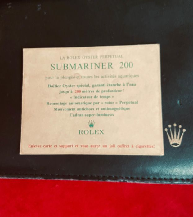 Rolex - Submariner - 1970's - vintage  - reference 1680, 5513, 5512 - Unisexe - 1970-1979