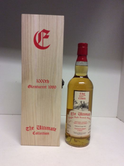 Glenturret 1989 30 years old - The 1000th Cask - The Ultimate - 70 cl