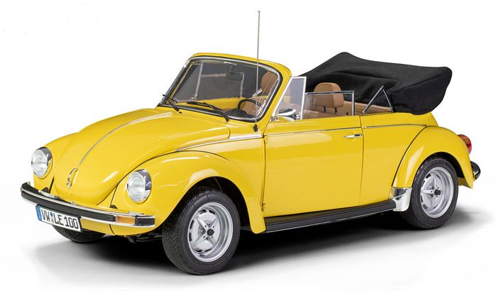 LeGrand Collection - 1:8 - Volkswagen Kever 1303 Cabriolet 1976 - Limited Edition 500 pcs.
