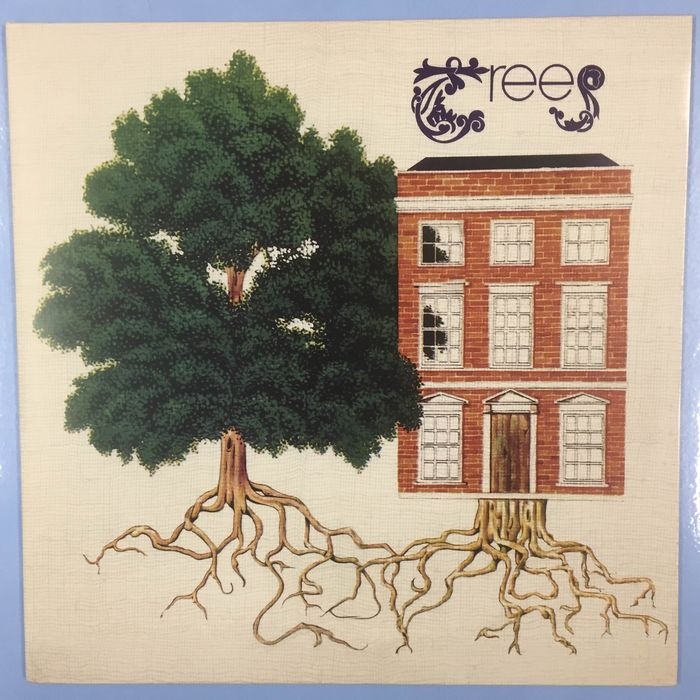 Trees The Garden Of Jane Delawney 2xlp Album Double