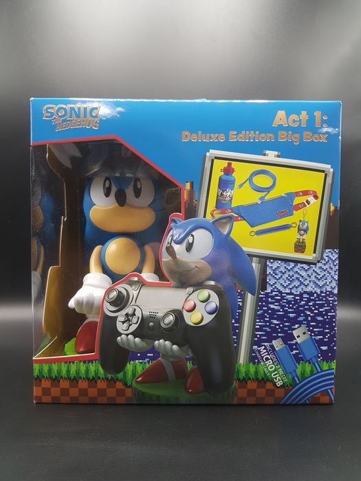 Cable Guys - Sonic The Hedgehog - GIFT collector