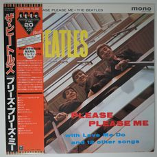 "Beatles - One-time And Strictly Limited Red Coloured Vinyl  ""Please Please Me"" - Deluxe edition, Limited edition, LP Album - 1986/1986"