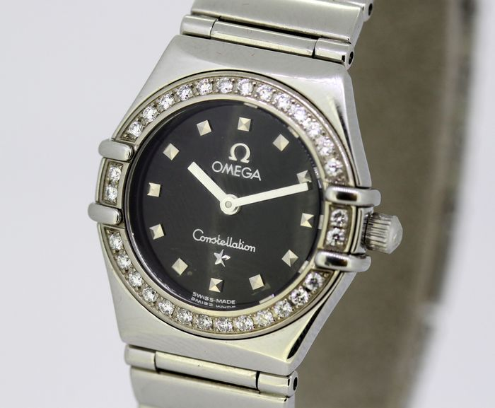 Omega - Constellation 'My Choice' - 56661567  - Women - 2000-2010